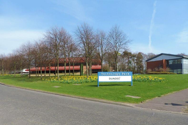 Sapman v12 Dundee Office